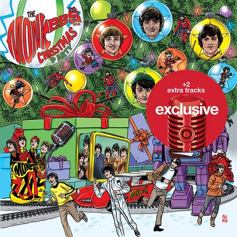 The Monkees Christmas Party (Target Exclusive) (CD) - image 1 of 1