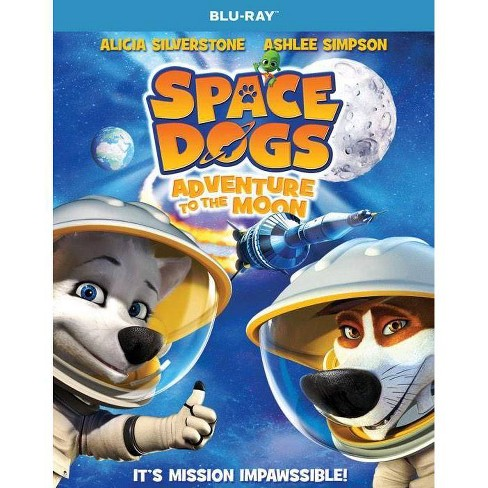 Space Dogs: Adventure To The Moon (Blu-ray) - image 1 of 1