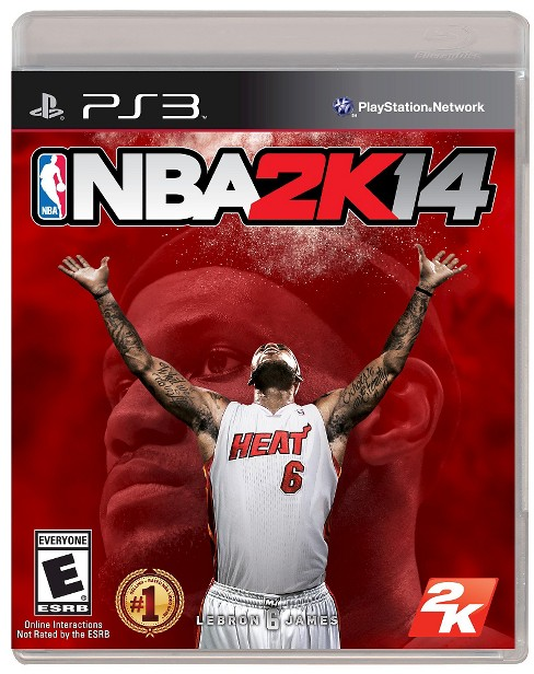 NBA 2K14 PRE-OWNED PlayStation 3 - image 1 of 1