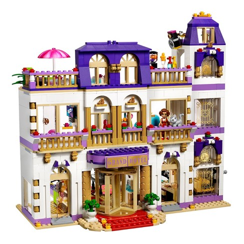 Lego Friends Heartlake Grand Hotel 41101 Target