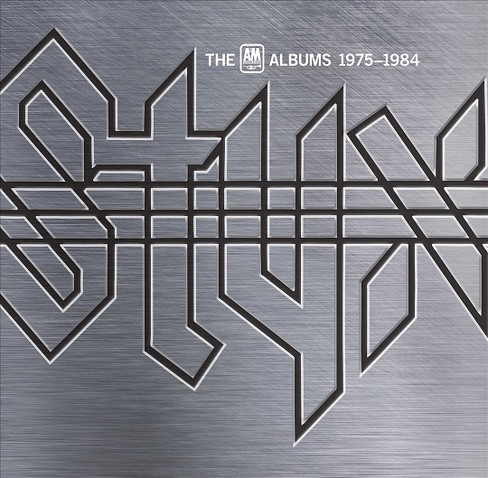 Styx - A&m albums 1975-1984 (Vinyl) - image 1 of 1