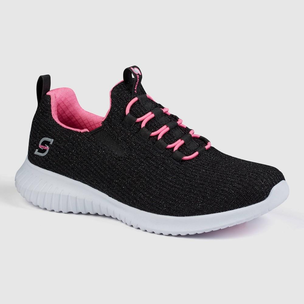 Girls 39 S Sport By Skechers Ada Slip On Sneakers Black 4