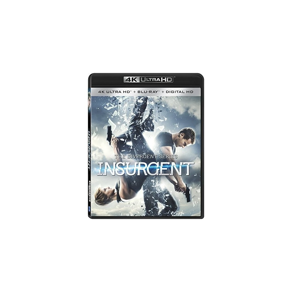 Divergent Series:Insurgent (4K/Uhd)