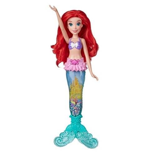 Disney Princess Glitter 'n Glow Ariel - image 1 of 4