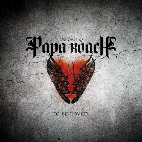 Papa Roach - The Best of Papa : To Be Loved [Explicit Lyrics] (CD) - image 1 of 4