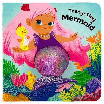 Teeny-Tiny Mermaid - by Brick Puffington (Board Book)