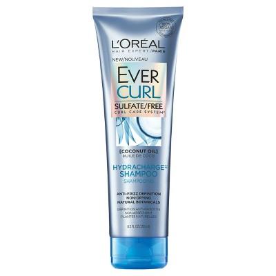Shampoo & Conditioner: L'Oreal Paris EverCurl