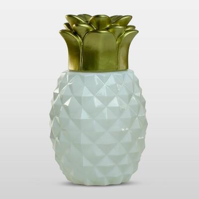Pineapple Paradise Tabletop White - TIKI