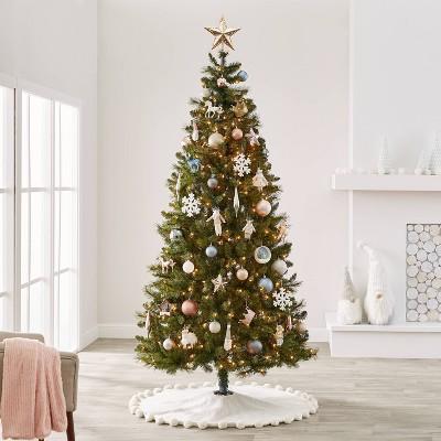 Winter Blush Top to Bottom Christmas Trim Kit - Wondershop™