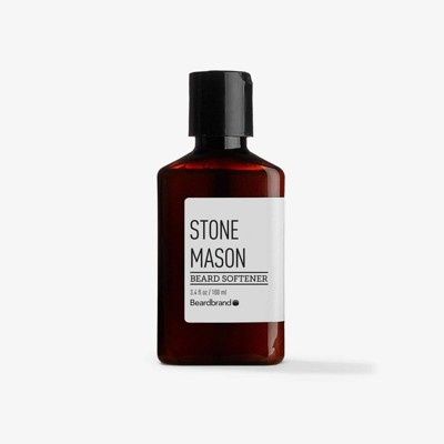 Beardbrand Stone Mason Beard Softener - 3.4 fl oz