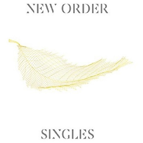 New order - Singles (CD) - image 1 of 1