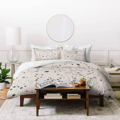 Iveta Abolina Starry Night Duvet Set - Deny Designs