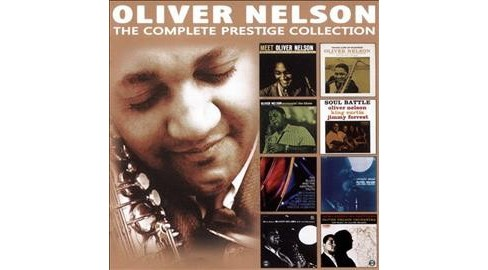 Oliver Nelson - Complete Prestige Collection (CD) - image 1 of 1