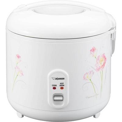 Zojirushi 10-Cup Automatic Rice Cooker & Warmer - Tulip