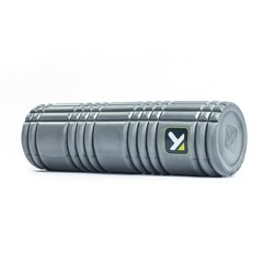 "Trigger Point Solid Core Foam Roller 18"" - Gray"