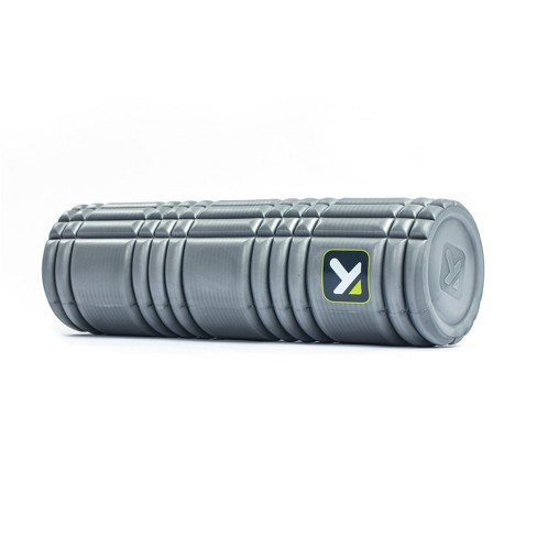 "Trigger Point Solid Core Foam Roller 18"" - Gray - image 1 of 5"