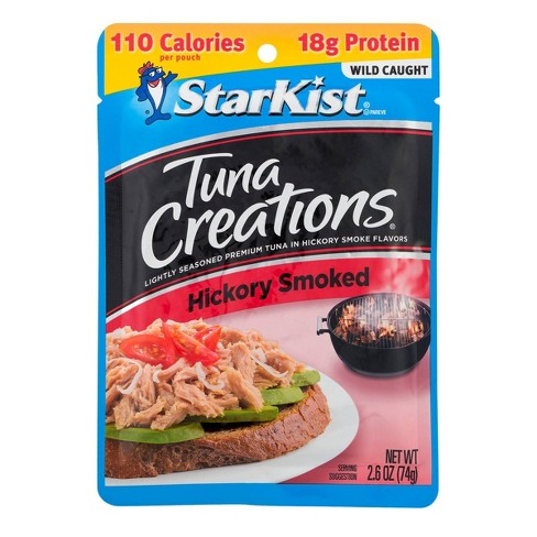 StarKist Tuna Creations® Hickory Smoked Pouch - 2.6 oz - image 1 of 4