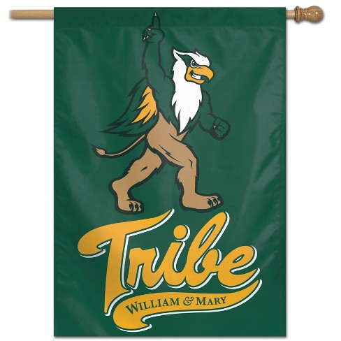 NCAA William & Mary Tribe Vertical Banner - image 1 of 1