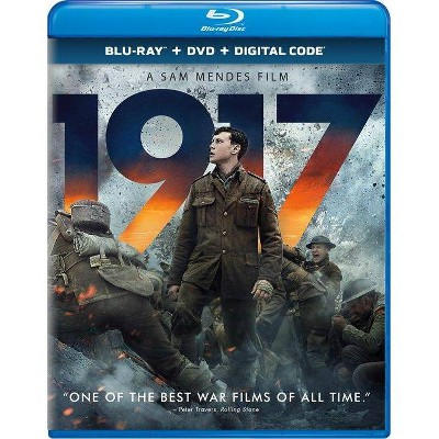 1917 (Blu-ray + DVD + Digital)