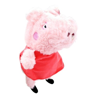 Fiesta Peppa Pig 8 Inch Character Plush | Unicorn In Red Dress
