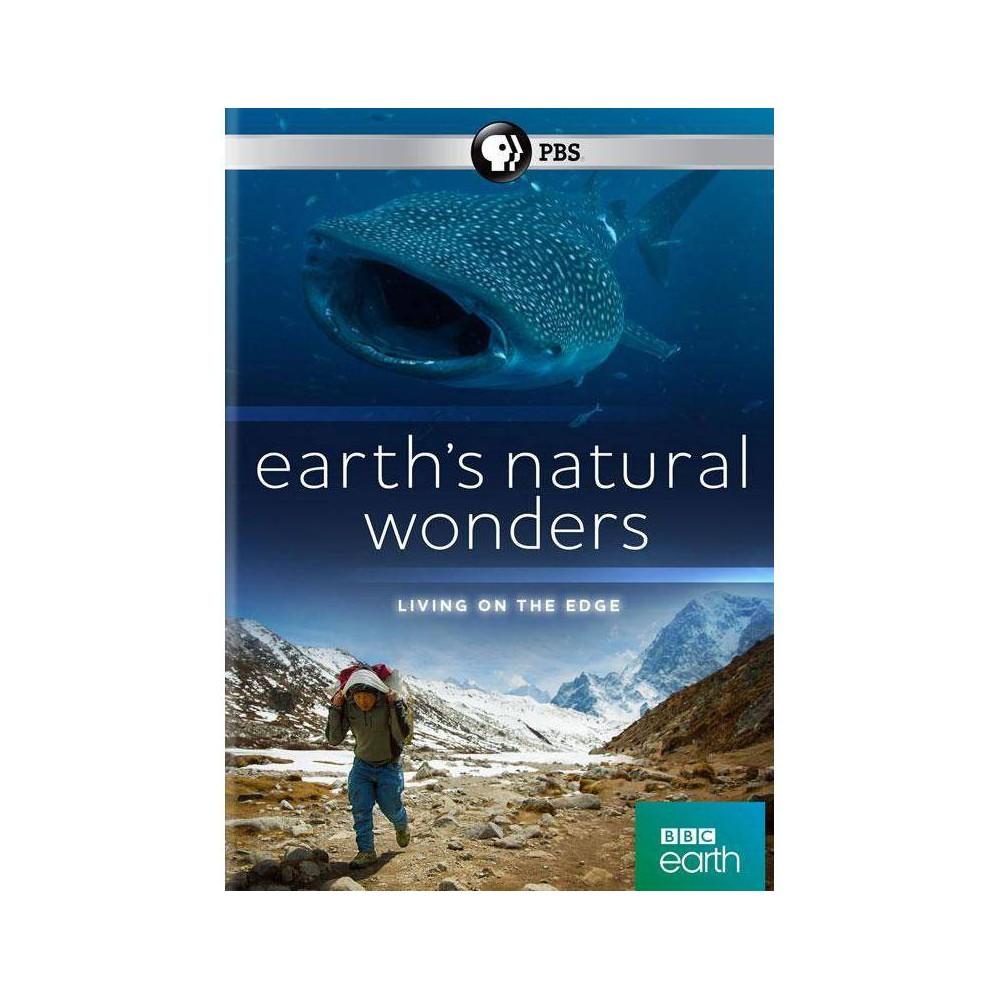 Earth S Natural Wonders Season One Dvd