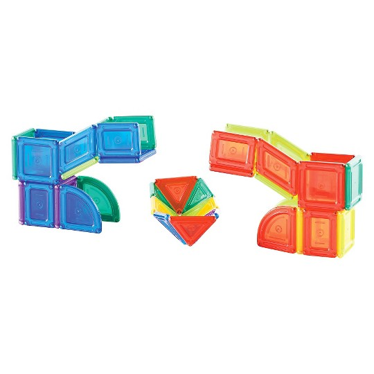 Guidecraft PowerClix Solids 44 Piece Set image number null