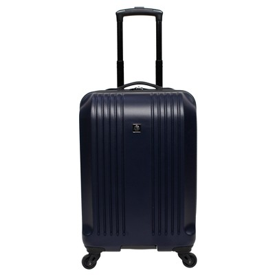 Skyline 22  Hardside Spinner Suitcase - Blue