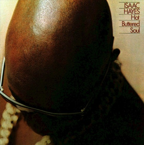 Isaac hayes - Hot buttered soul (CD) - image 1 of 2