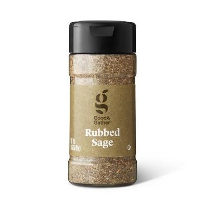 Rubbed Sage - 0.65oz - Good & Gather™