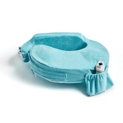 My Brest Friend Deluxe Nursing Pillow - Aqua
