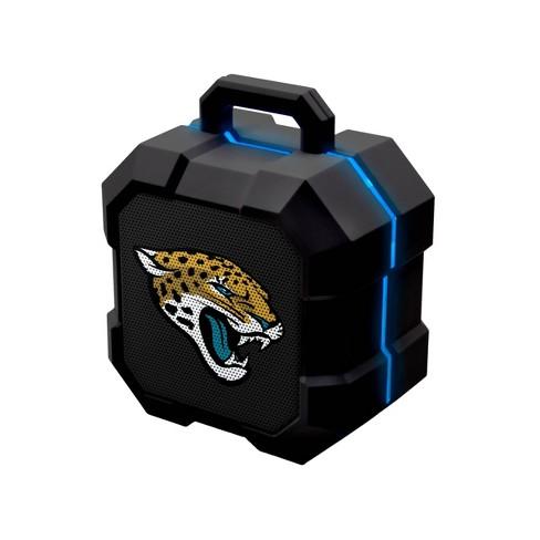 NFL Jacksonville Jaguars LED Shock Box Speaker - image 1 of 3
