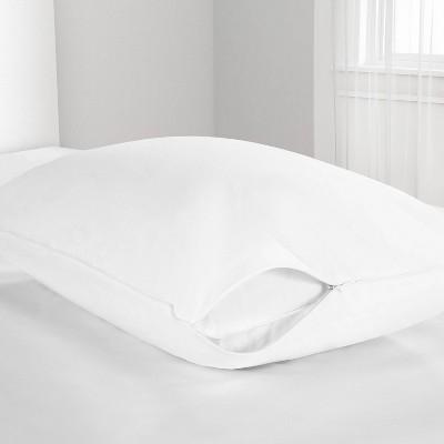 2pk 300 Thread Count Cotton AAFA Pillow Protector - Beautyrest