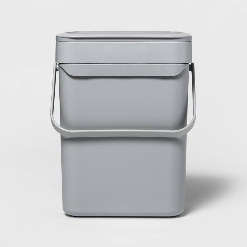1.28gal Compost Bin - Made By Design™ - image 1 of 4