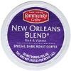 Community Coffee New Orleans Blend Dark Roast - Keurig K-Cup Brewer Compatible Pods - 18ct - image 2 of 4