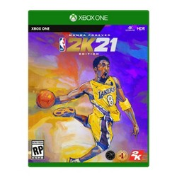 NBA 2K21: Mamba Forever Edition - Xbox One