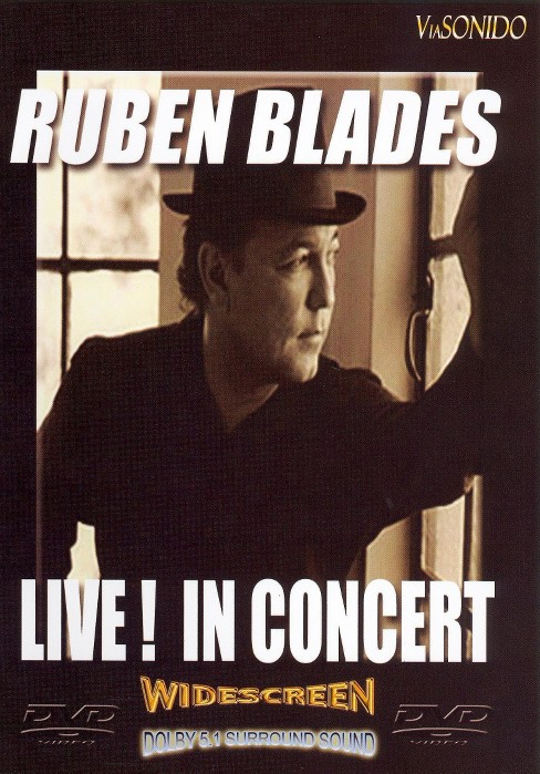 Ruben blades live:In concert (DVD) - image 1 of 1