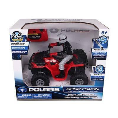 Polaris 1/8th Scale RC Sportsman XP 1000