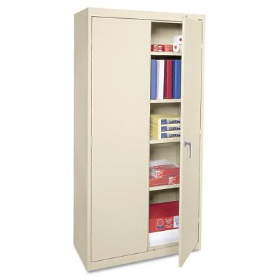 Alera Economy Embled Storage Cabinet 36w X 18d 72h Putty