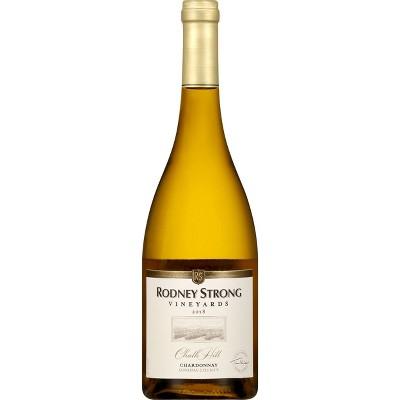 Rodney Strong Chalk Hill Chardonnay White Wine - 750ml Bottle