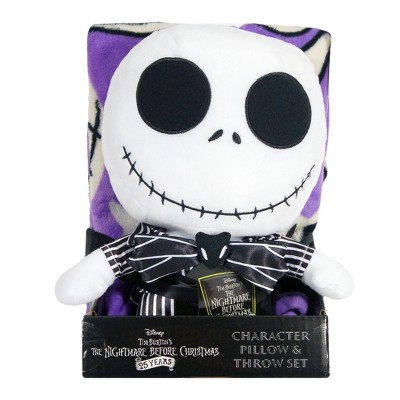 The Nightmare Before Christmas 40 x50  Throw Pillow