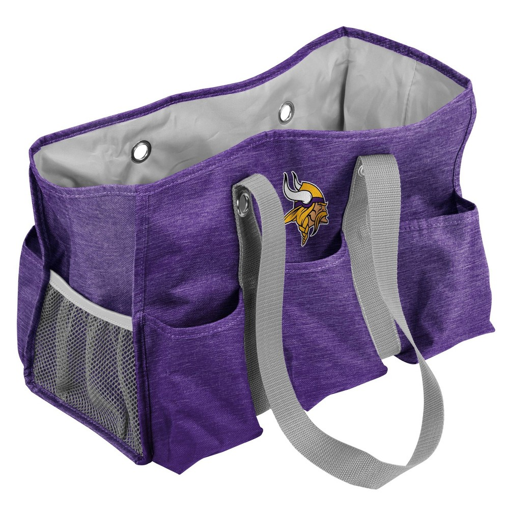 Nfl Minnesota Vikings Crosshatch Jr Caddy Backpack