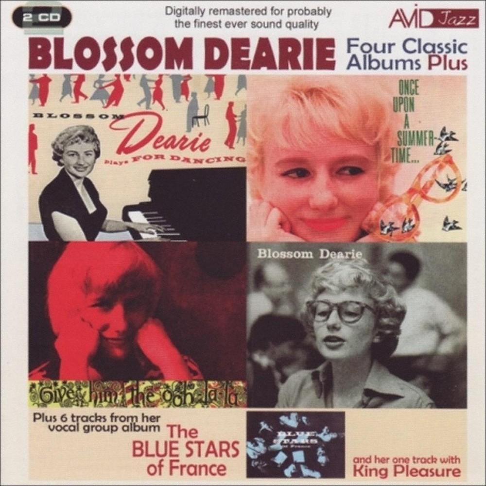 Blossom dearie - Four classics lps:Blossom dearie/Blos (CD)