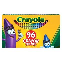 Crayola Crayons 96ct