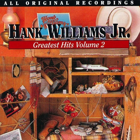 Hank jr. williams - Greatest hits vol 2 (CD) - image 1 of 1