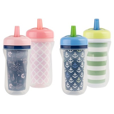 The First Years Insulated Straw 2pk Cup