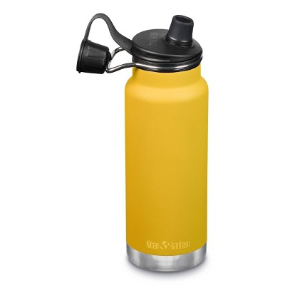 Klean Kanteen 32oz TKWide Insulated Stainless Steel Water Bottle with Chug Cap