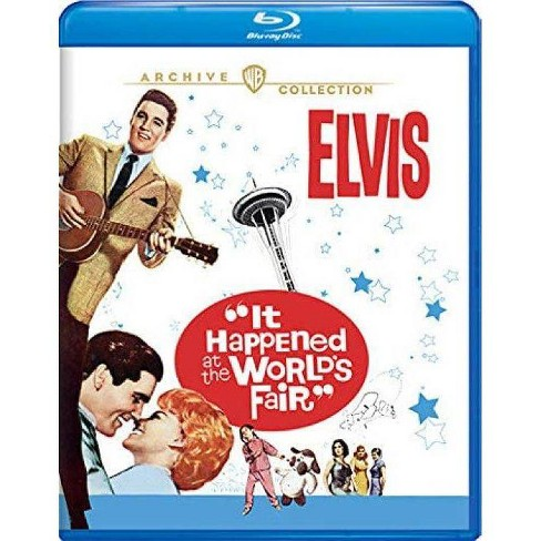 It Happened At The World's Fair (Blu-ray)(2021) - image 1 of 1