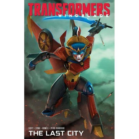 Transformers Windblade: The Last City - by  Mairghread Scott (Paperback) - image 1 of 1