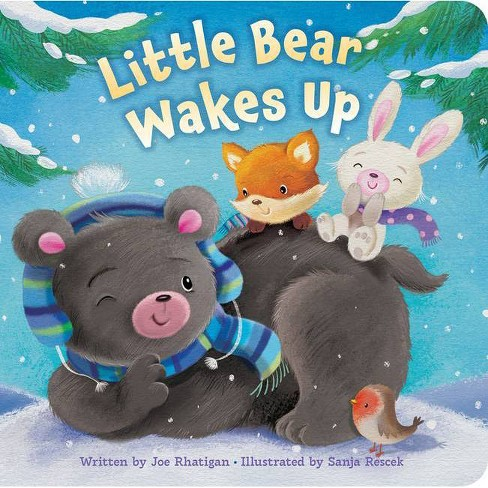 Little Bear Wakes Up - by  Joe Rhatigan (Board Book) - image 1 of 4