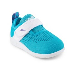 Speedo Toddler Girls' Shore Explore Water Shoes XL - Seafoam